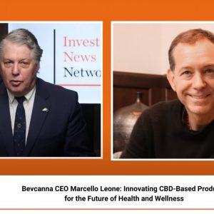 INN CEO Talks: BevCanna CEO Marcello Leone