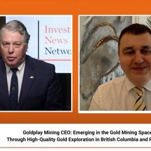 INN CEO Talks: Goldplay Mining CEO