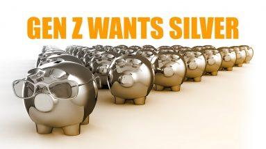 Gen Z Wants Silver | Gen Z Investment Strategy | How Gen Z Invests