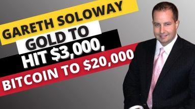 Gold to hit $3,000, Bitcoin to $20,000 Chart Warning Signals!