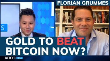 Gold will finally outperform Bitcoin, but for how long? Florian Grummes