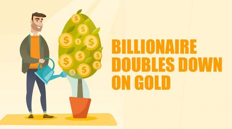 Billionaire Doubles Down On Gold | Billionaire Ray Dalio Investment Tips