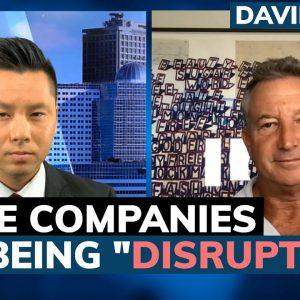 Why Tesla, Netflix, Mastercard are now 'loser' stocks – David Barse on tech, COVID 'false alarm'
