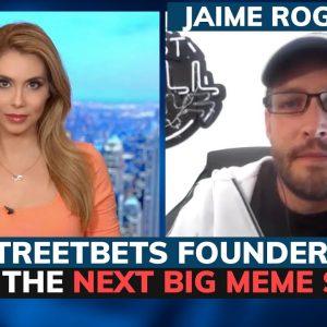 WallStreetBets founder Jaime Rogozinski on the next big meme stock & his revolutionary DeFi product