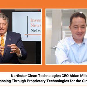Northstar Clean Tech CEO Aidan Mills: Repurposing Asphalt Shingles Through Proprietary Technologies