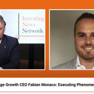 Gage Growth CEO Fabian Monaco: Executing Phenomenal Growth