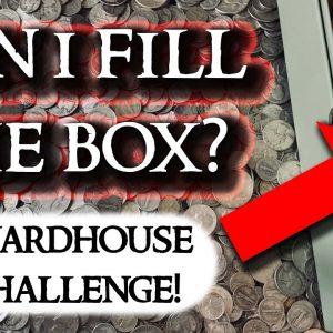Guardhouse Coin Storage Box Silver Dime Challenge